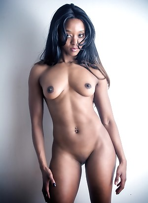 Opinion. Ebony girl nude self pics