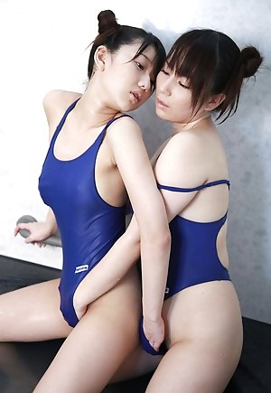 Japanese nudist girls