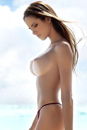Perfect nude body