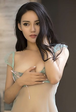 Chinese Teen boobs